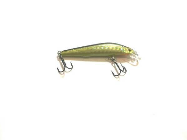 Воблер Rubicon Arms Minnow F 60мм 3,0гр 0-0,5м цв.B27