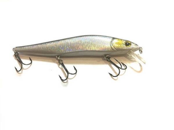Воблер Rubicon Spoot-Minnow F 125мм 23гр 0-2м цв.F10