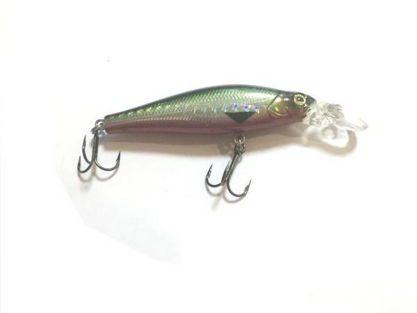 Воблер Rubicon Hard-Mid Minnow SP 65мм 7,5гр 0-1,2м цв.B39