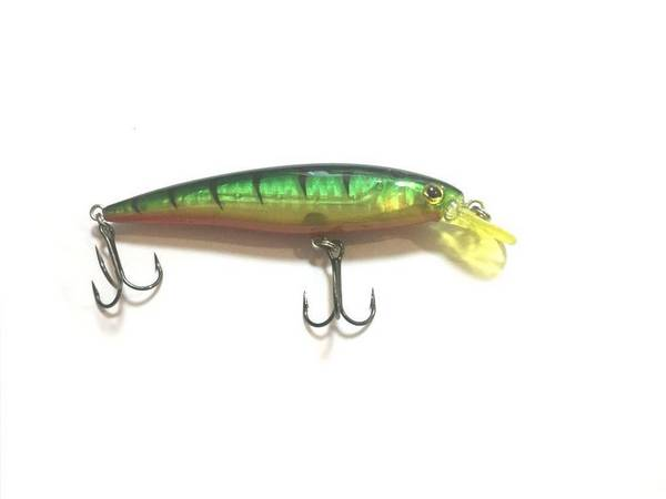 Воблер Rubicon Killer Minnow S 80мм 8,5гр 0-0,8м цв.QA02