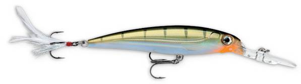 Воблер Rapala X-Rap Deep XRD 10 YP 13гр 10см 2,5-4,5м