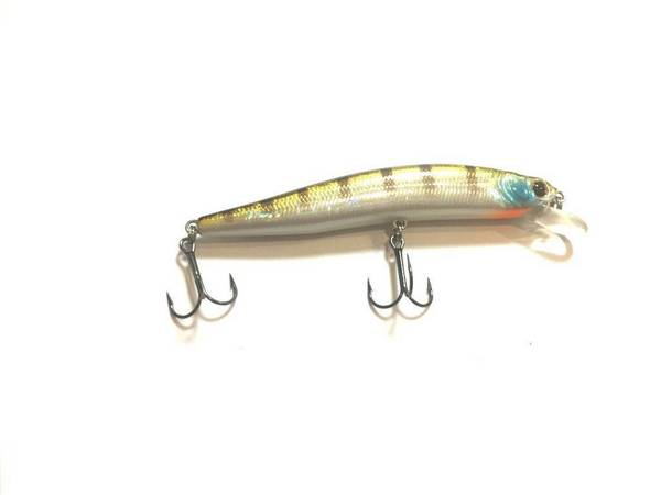 Воблер Rubicon Jerk Minnow F 90мм 8,0гр 0-0,5м цв.A142