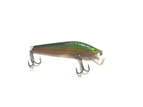 Воблер Rubicon Arms Minnow F 60мм 3,0гр 0-0,5м цв.A05